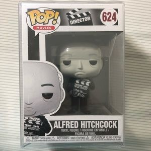 Alfred Hitchcock Pop with Pop protector!